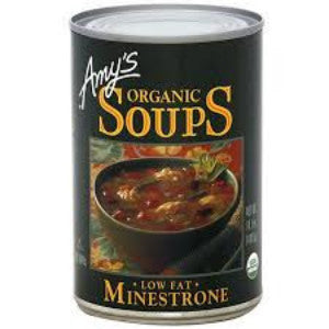 Amy's Organic Soups, Minestrone (400g)