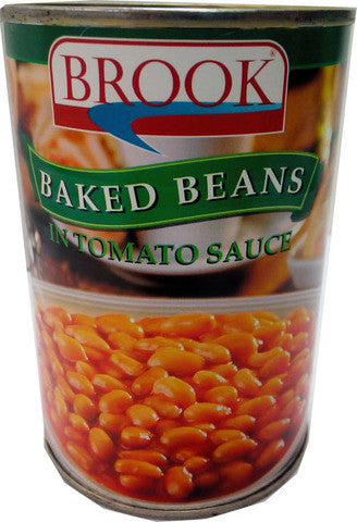Baked Beans in Tomato Sauce, Brook