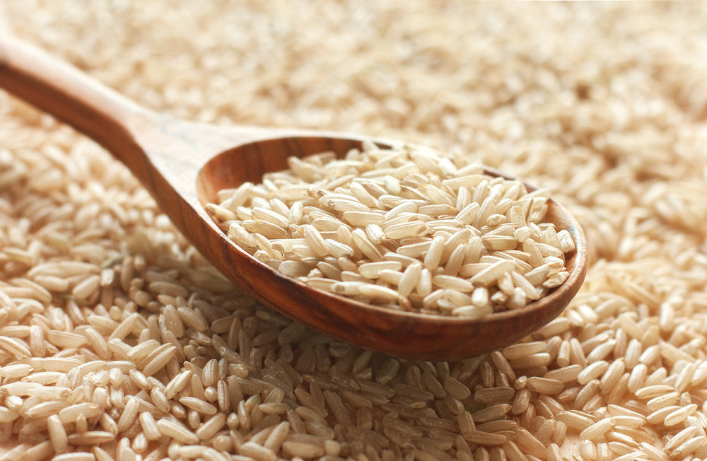 Organic Brown Rice (1kg)
