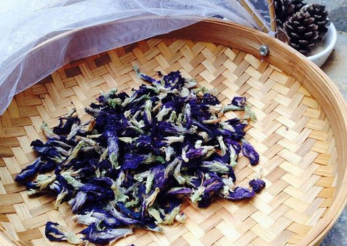 Butterfly Pea, Dried (50g)