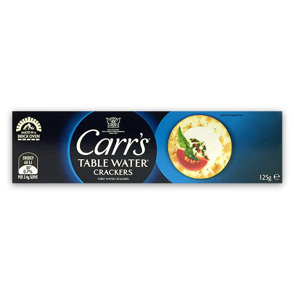 Carr's Original Table Water Cracker (125g)