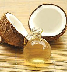 Organic Coconut Oil, cold pressed (200ml)
