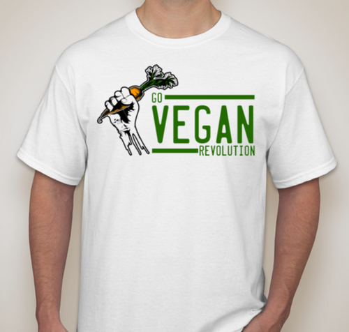 GO VEGAN REVOLUTION T-Shirt