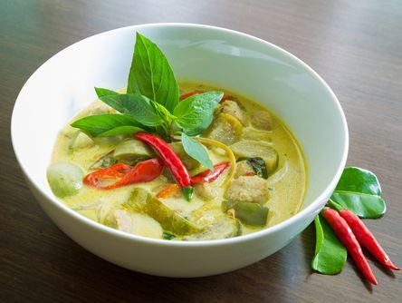Green Curry, quick meal (150g)
