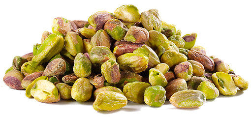 Pistachios, raw & shelled (250g)