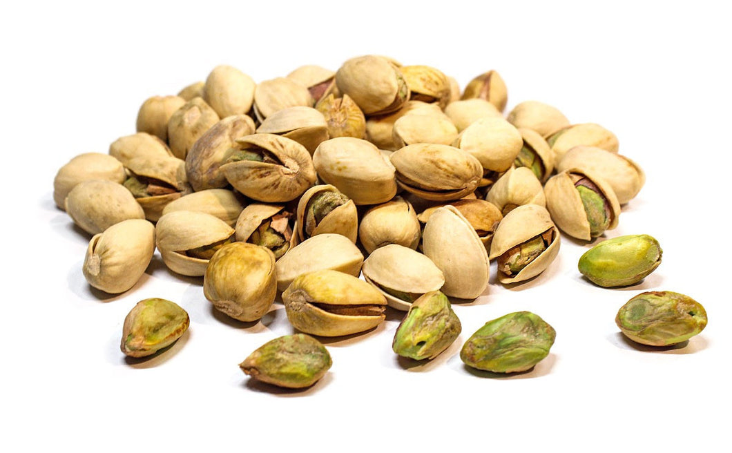 Pistachios, Dry Roasted & Salted (150g)