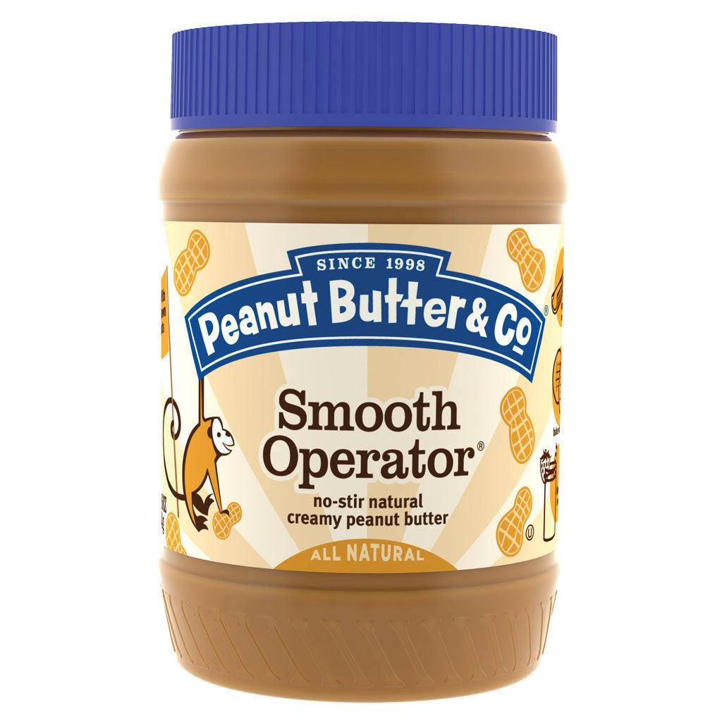 Smooth Operator Spread (Peanut Butter & Co) (500g)