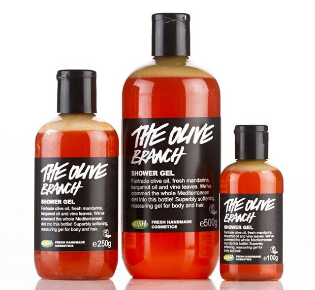 The Olive Branch - Shower Gel