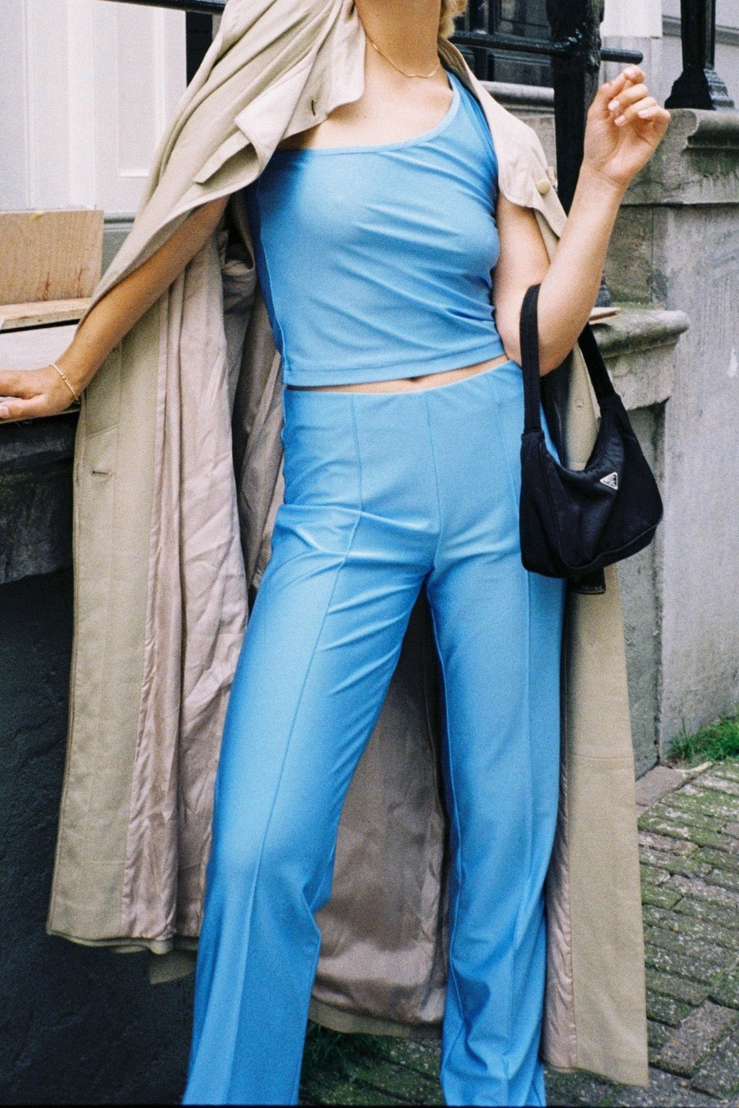 the gisele trousers - blue
