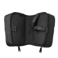 Cycling Top Frame Pannier Double Pouch Tube Bag