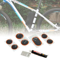 Bicycle Tyre Rubber Patches With Glue