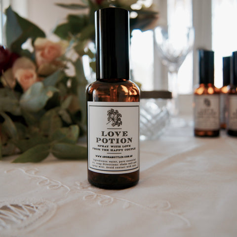 Love Potion Spritz (filled with your choice of signature scent)