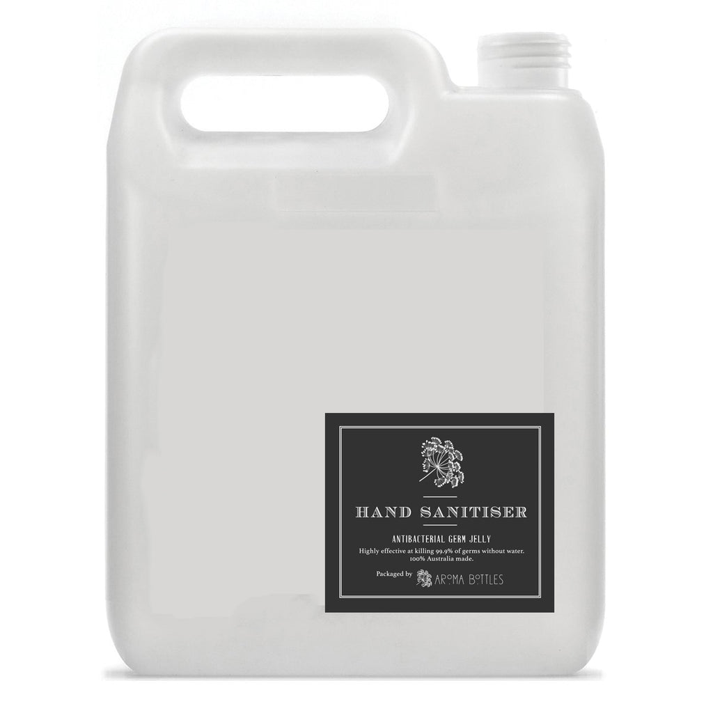 5L Hand Sanitiser (Made with 70% Alcohol) Refill