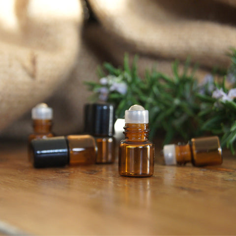 Aroma Bottles 1ml Roller Ball Bottles