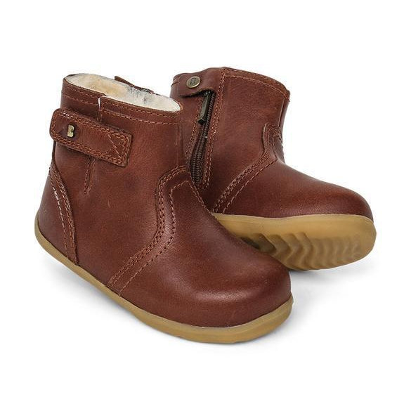 Bobux Step-up Tahoe Arctic Boots. Cooshoo children's shoes.