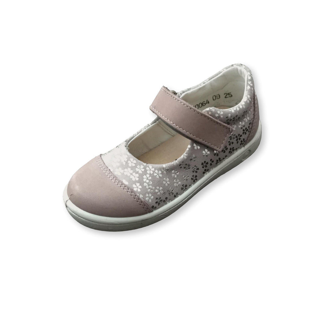 Ricosta Lilac Corinne Shoes. Cooshoo kids shoes.