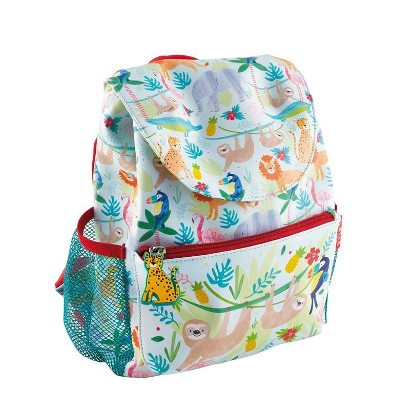Floss & Rock Jungle Backpack Front