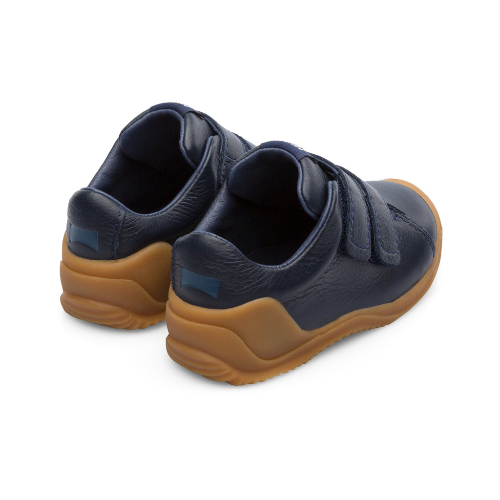 Backof Camper Sella Hypnos Dadda Navy Blue Low-tops. Cooshoo children's shoes.