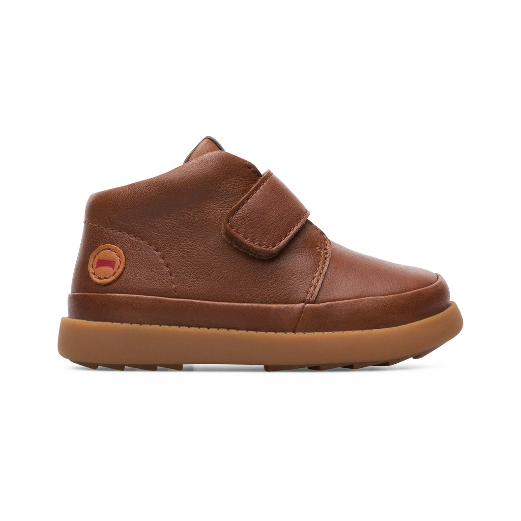 Camper Dione Cola Toffee Brown Low Top Shoes