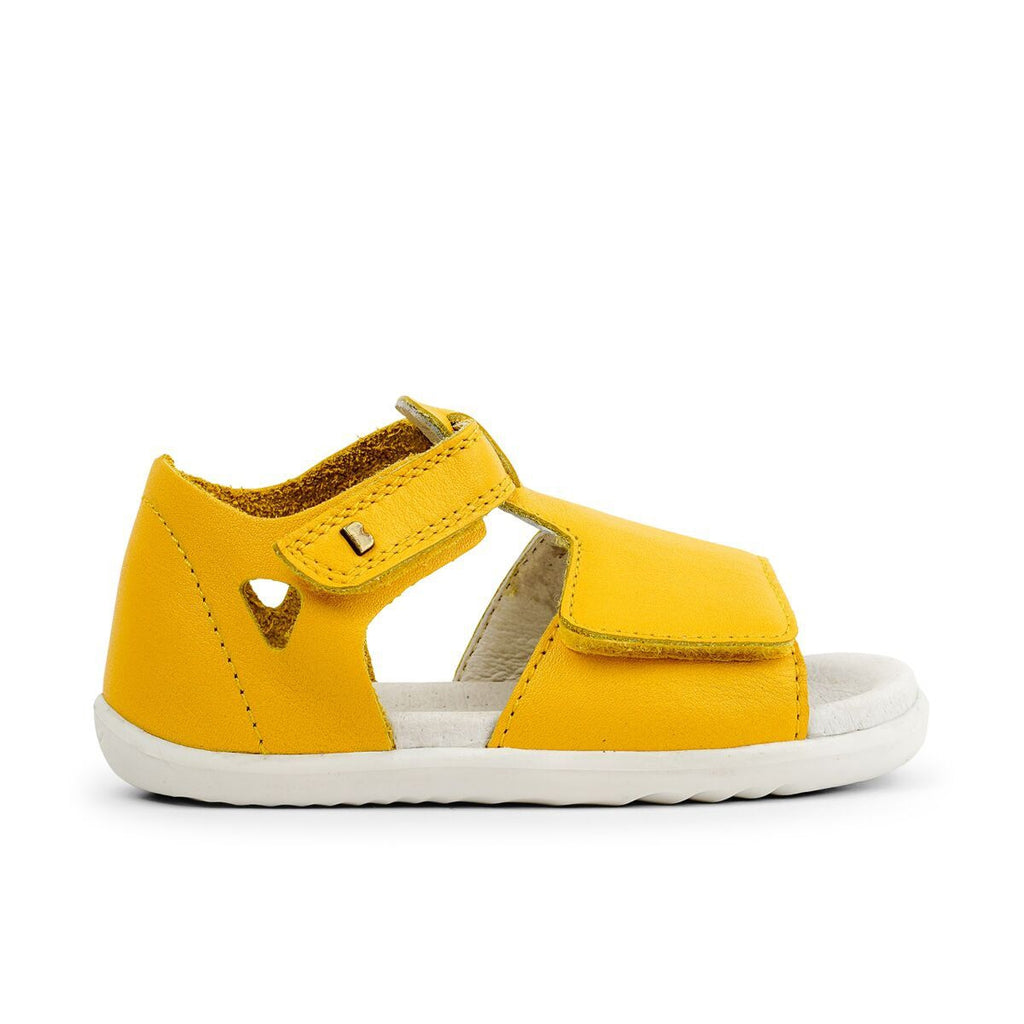 Bobux Step Up Mirror Yellow Sandals