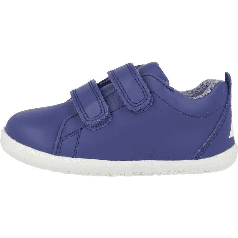 Bobux Step Up Waterproof Grass Court Blueberry Trainer Shoes