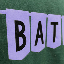 'Batty' ladies slogan t shirt for smart older ladies