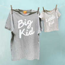 'Little Kid' organic baby or child t shirt