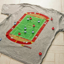 Footie Pitch Gamewear t shirt for dads