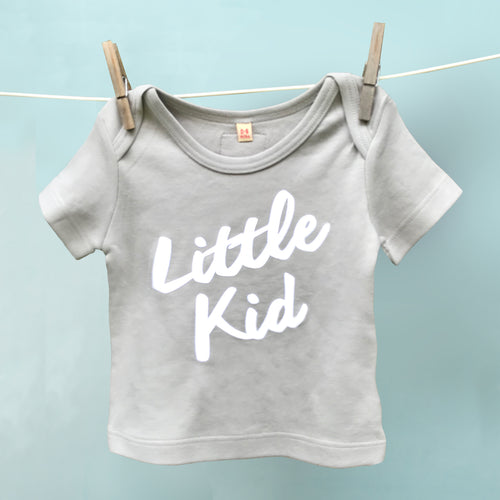 50a6fa129a6d3  Little Kid  organic baby or child t shirt.