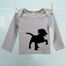 Matching family Dog t shirt set for mum, dad and Puppy