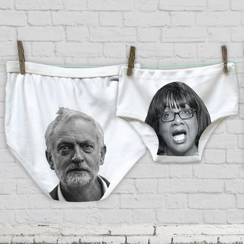 Diane and Jeremy Labour Pant set