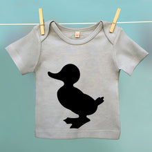 baby duckling t shirt for baby and child