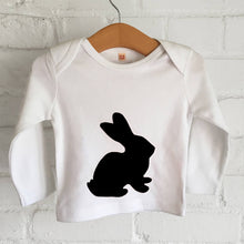 Rabbit & Bunny t shirt Twinset for dad and child / baby