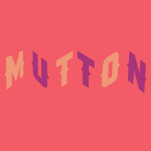Mutton slogan ladies t shirt for splendid older women