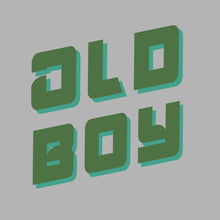 Old Boy t shirt for fab older men