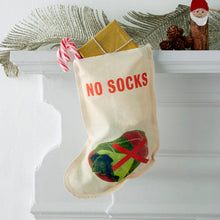 Range of Fuss Pot Christmas stockings