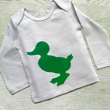 Duck & Duckling matching t shirts for Mum and Baby  / child