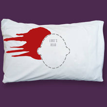 Blood Stain horror Halloween Headcase Pillowcase