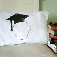 Funny Mortar Board Graduation pillowcase For teenagers and students