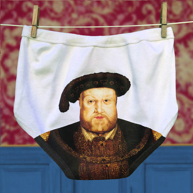 Henry Vlll Tudor Portrait Pants for men and women