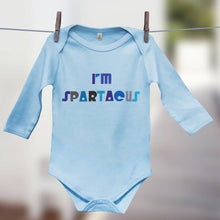 'I'm Spartacus' film quote movie babygrow set for twins