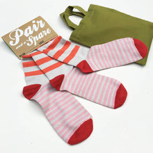'Pair and a Spare' range of three sock sets