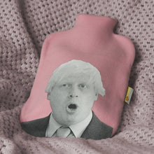 Political Hottie  - Boris Johnson hot water bottle