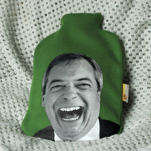 Nigel Farage hot water bottle