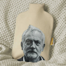 Political Hotties  - Jeremy Corbyn hot water bottle