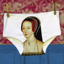 Anne Boleyn Portrait Pants for men and women