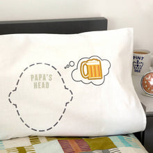 Pint Dreams funny Pillowcase for beer and ale lovers