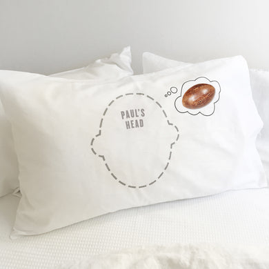 'Rugby Dreams' Headcase pillowcase for rugby fans