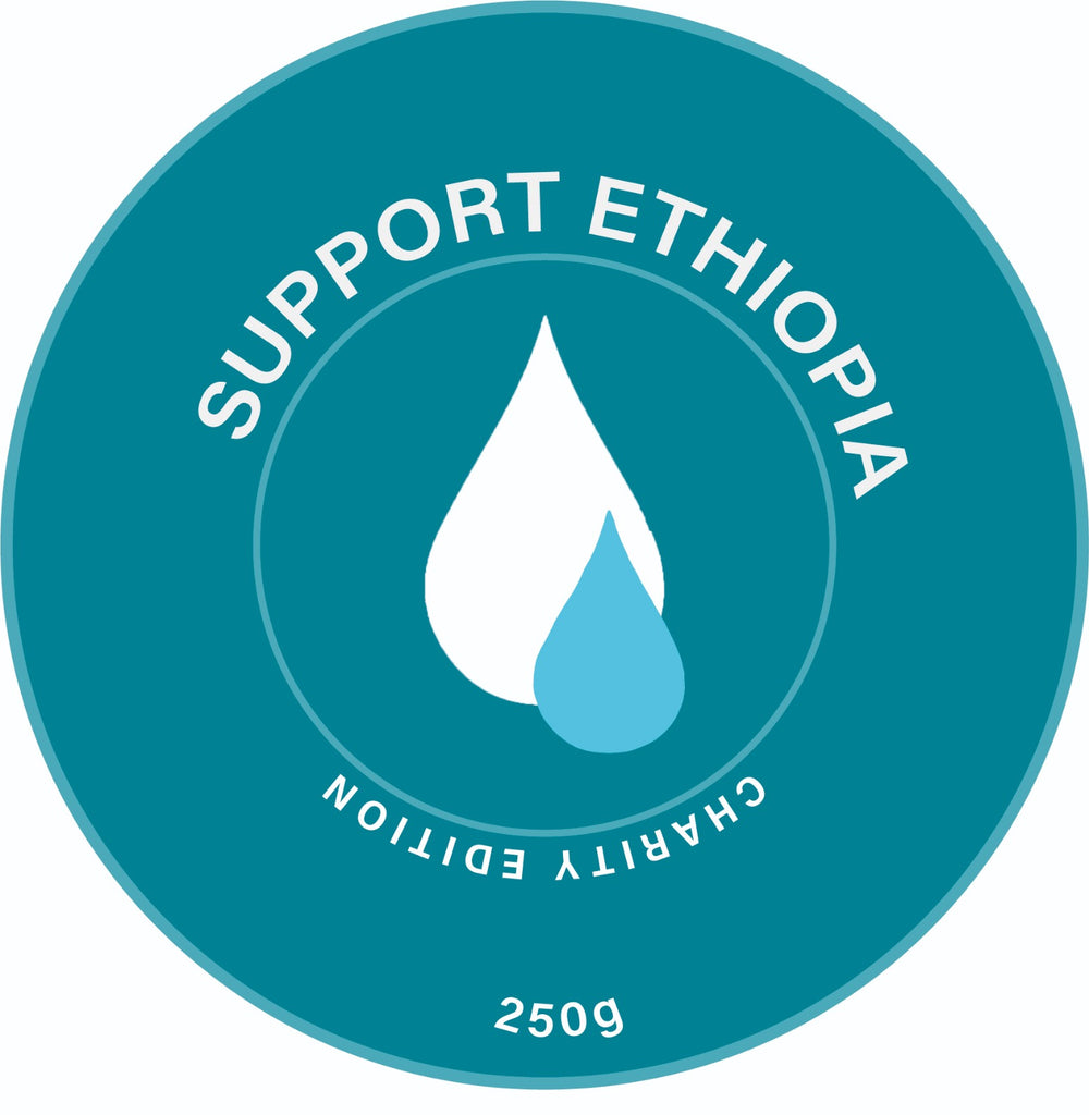 BIFTU GUDINA - ÄTHIOPIEN - SUPPORT ETHIOPIA -  LIMITED CHARITY EDITION