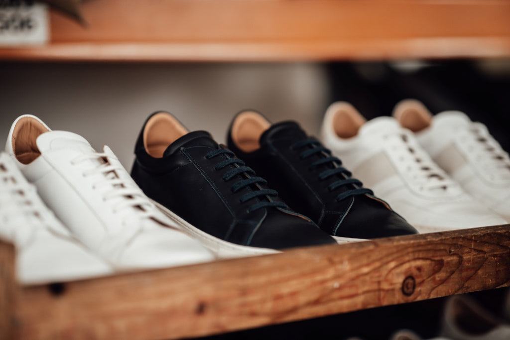 Handmade Sneakers | Made in England